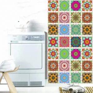 Tile Sticker ,Tile Sticker for Home Decor, Self Adhesive Tile Sticker ,Home Decor